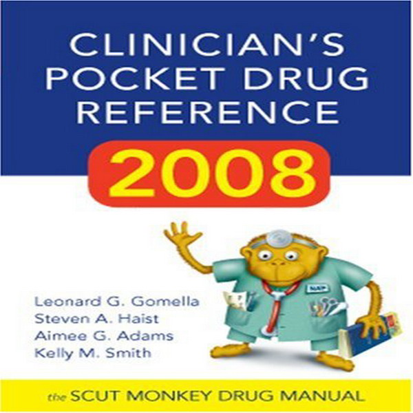 Pocket Drug Reference 2008
